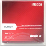 LTO-5 Ultrium Data Cartridge 1.5 TB / 3.0 TB LTO Ultrium-5 Imation Tape Part # 27672